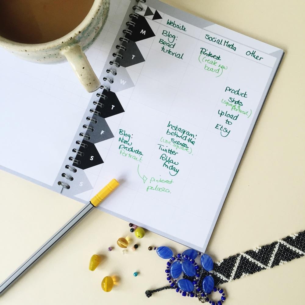 Creative Blogging Workshop