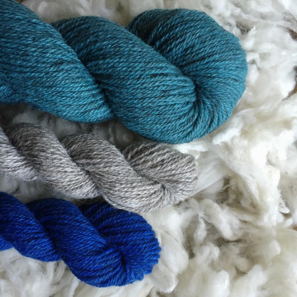 Blacker Yarn giveaway on Instagram