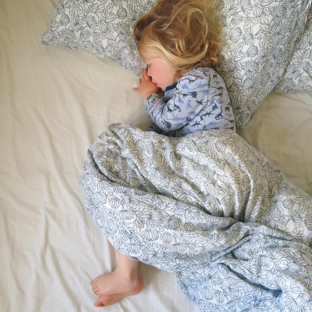 Little One Sleeping