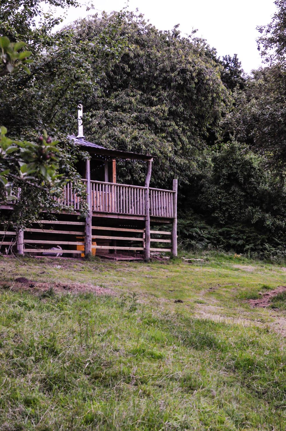 The Damson Cabin