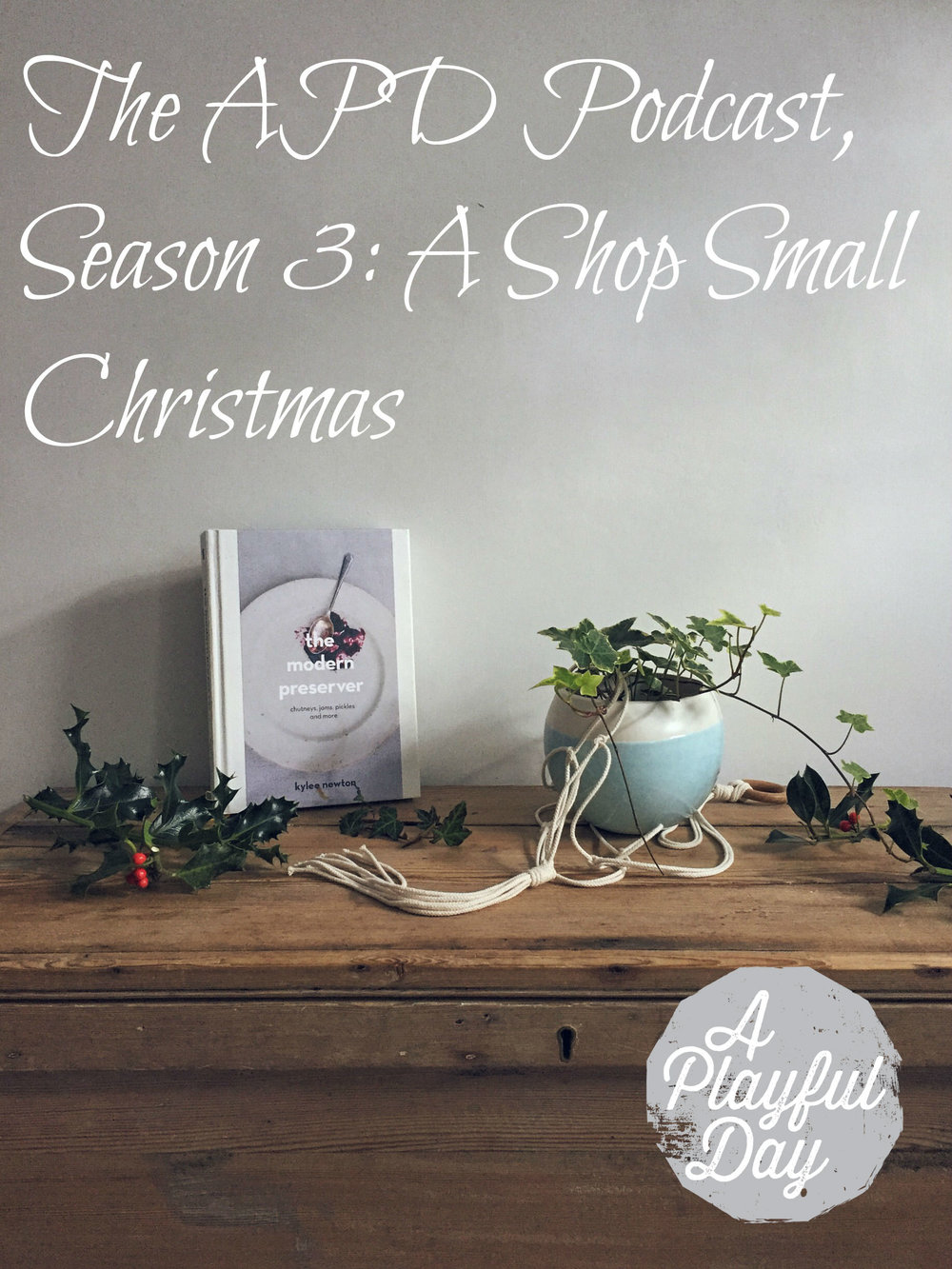 The APD Podcast: A Shop Small Christmas