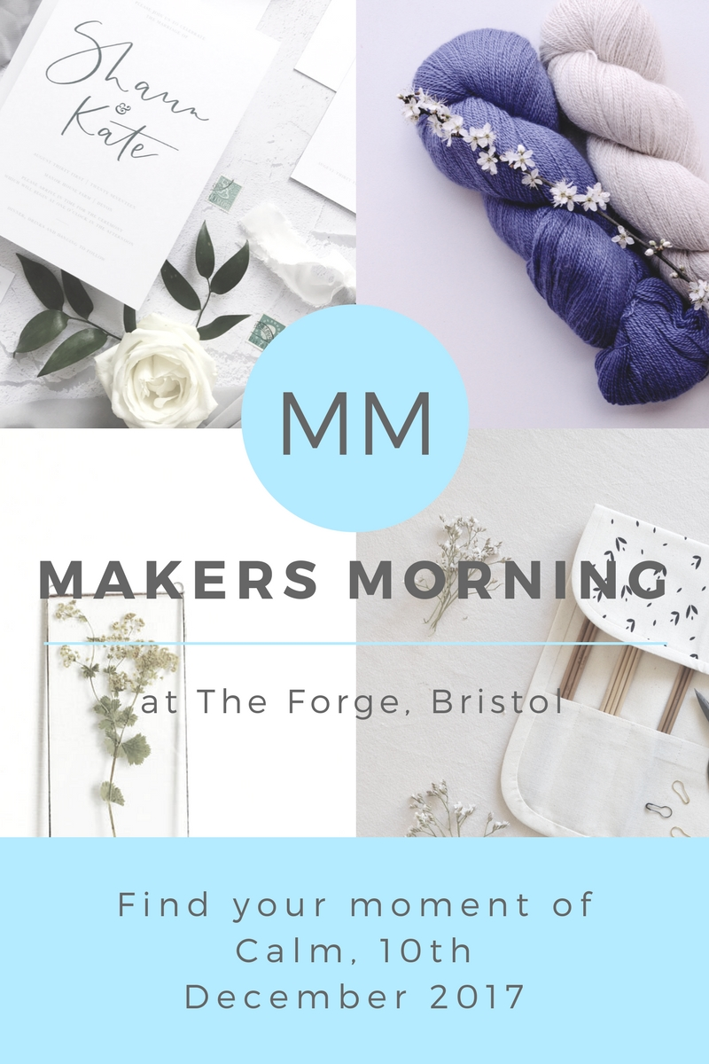 Makers Morning Graphic
