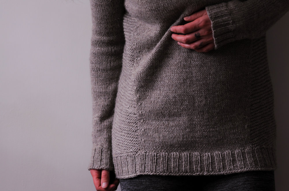 Daelyn Sweater by Isabell Kraemer