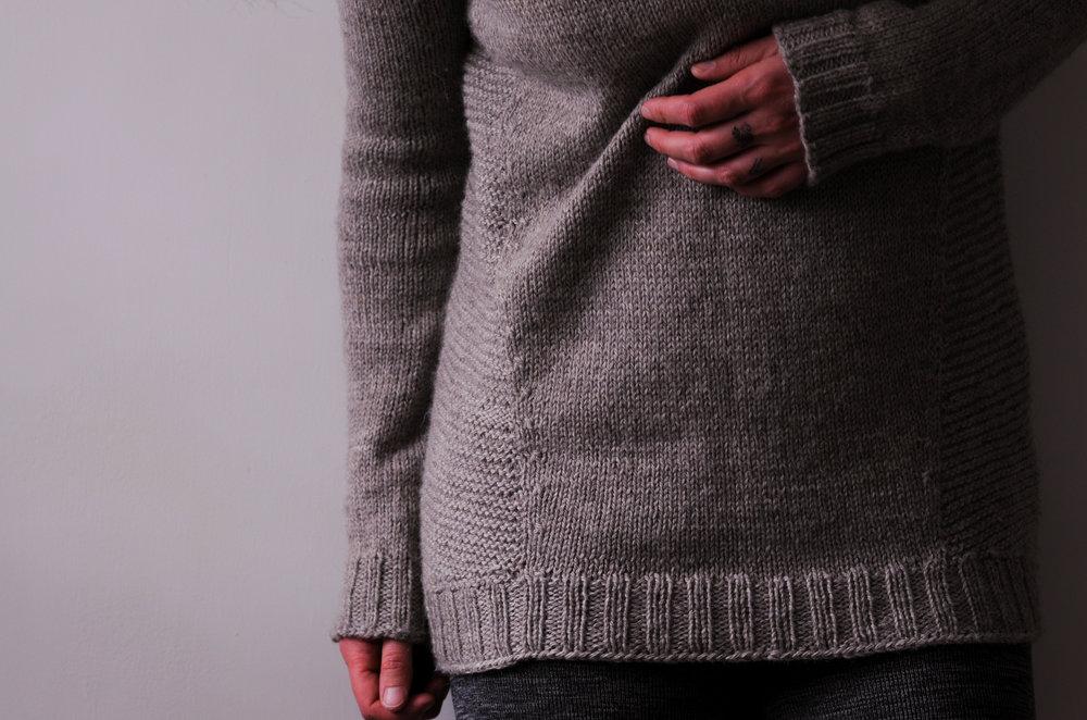 Daelyn Sweater by Isabell Kraemer