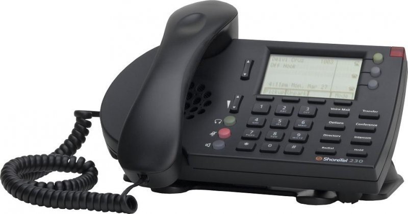 "ShoreTel 230G - The ""Work Horse"""