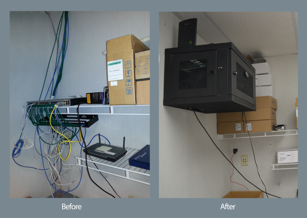Back Office Network Switch