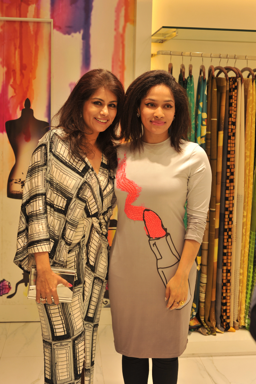 Deepika Gehani and Masaba Gupta