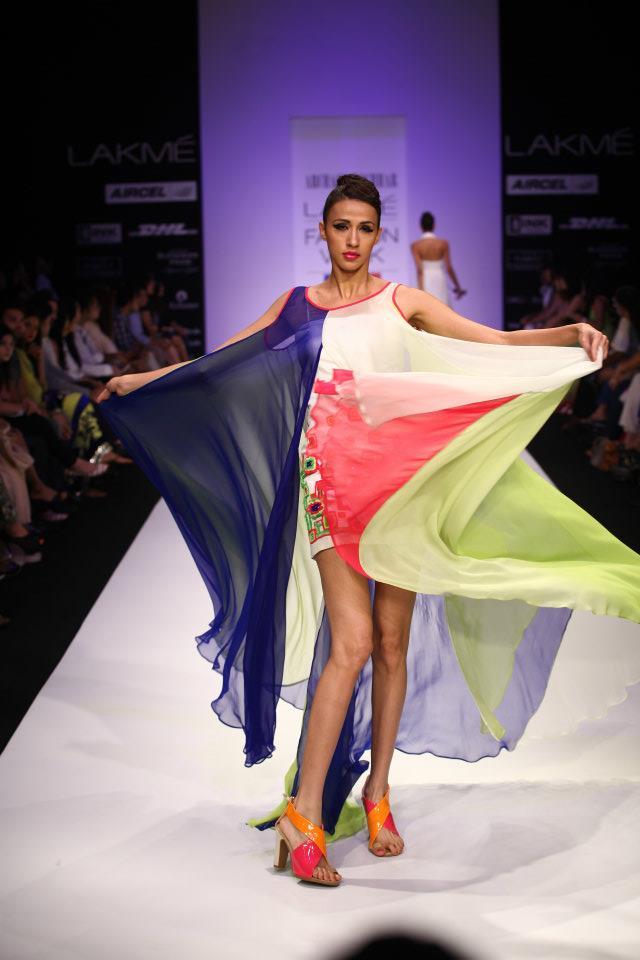 Lakme fashion week archana kocchar