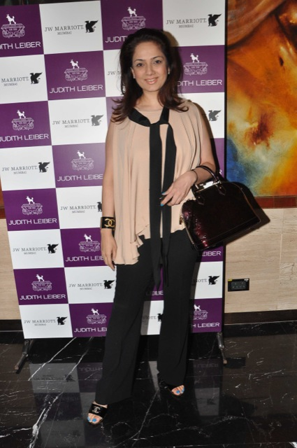 Judith Leiber Launches Overture at JW Marriott — The ...