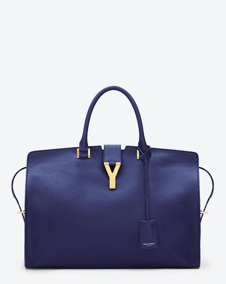 ysl shopping tote - WhatAmIWearing ~ YSL Cabas Chyc Handbag \u2014 The Purple Window