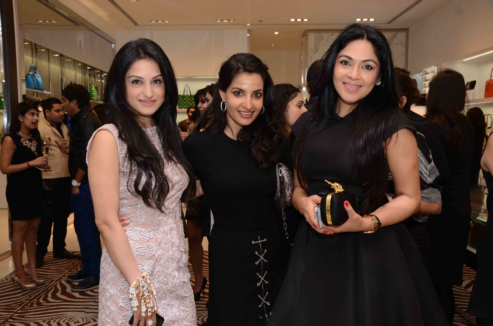 Payal Sen, Sumaya Dalmia and Somya Khurana