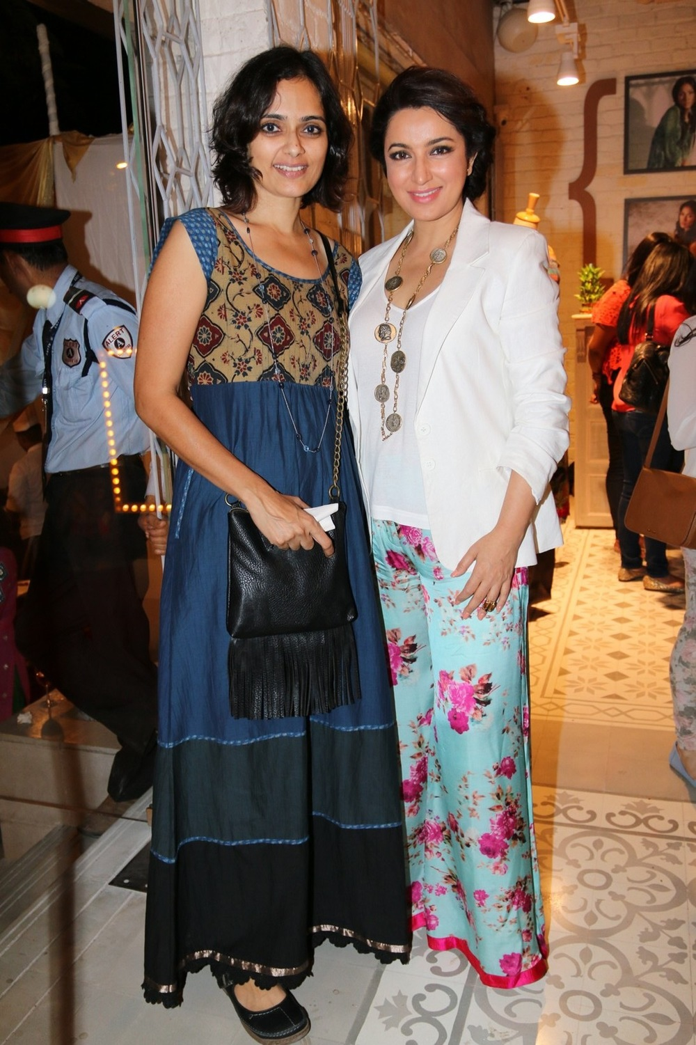 Priyadarshini Rao and Tisca Chopra.