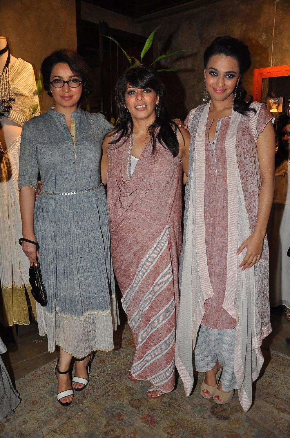 Tisca Chopra, Urvashi Kaur and Swara Bhaskar