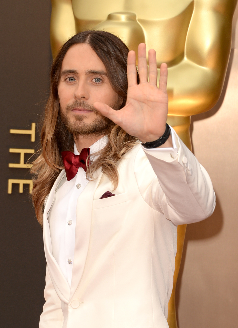Jared Leto in Neil Lane