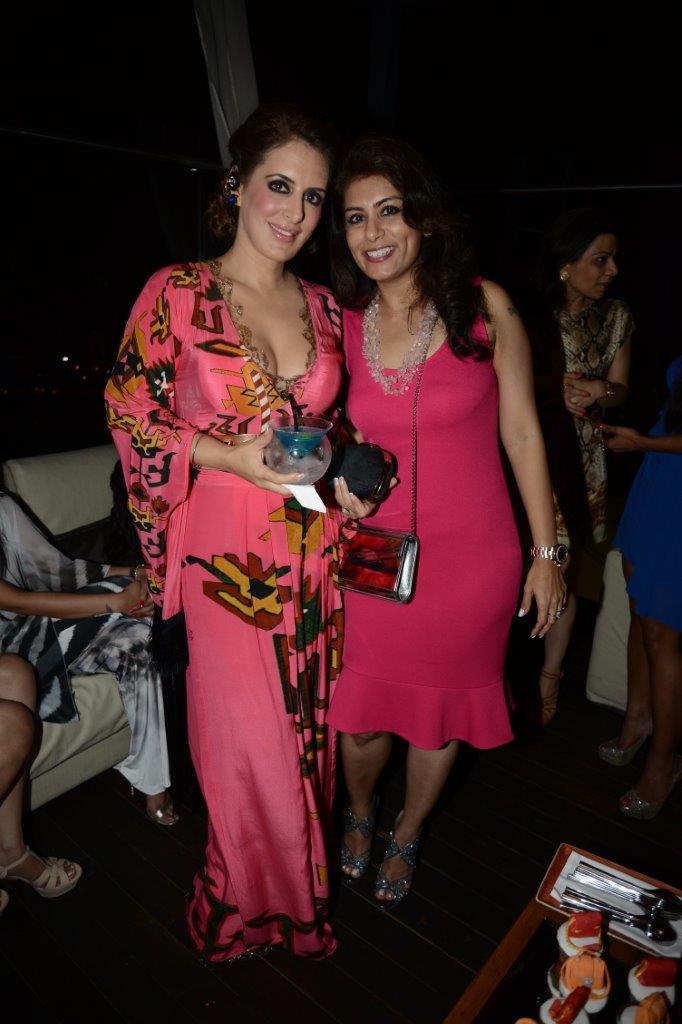 Pria Kataria Puri and Deepika Gehani