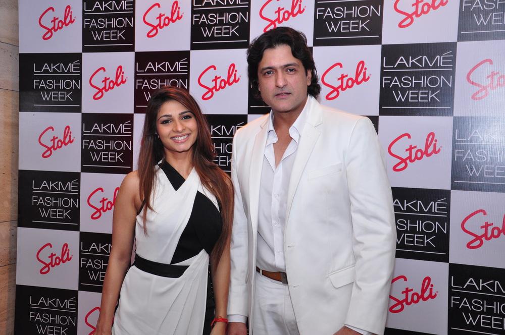 Tanisha Mukherjee & Armaan Kohli