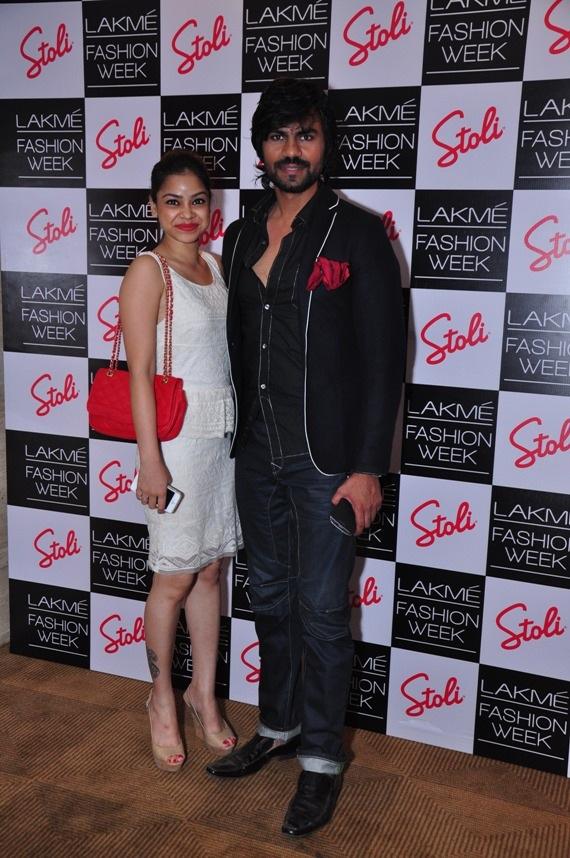 Gaurav Chopra and Sumona Chakravarti