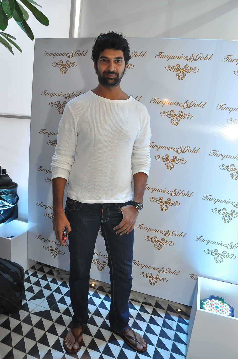 Actor Purab Kohli at the T&G launch.JPG