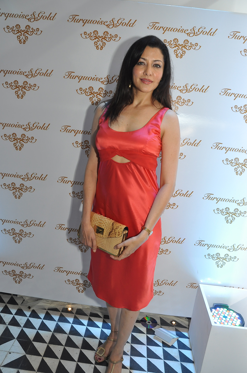 Aditi Gowitrikar at the T&G launch.JPG