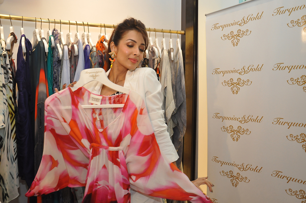 Malaika Arora Khan with a T&G creation.JPG