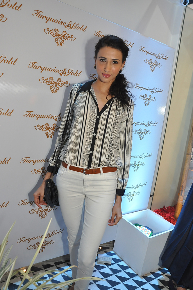 Model Alesia Raut at the T&G launch.JPG