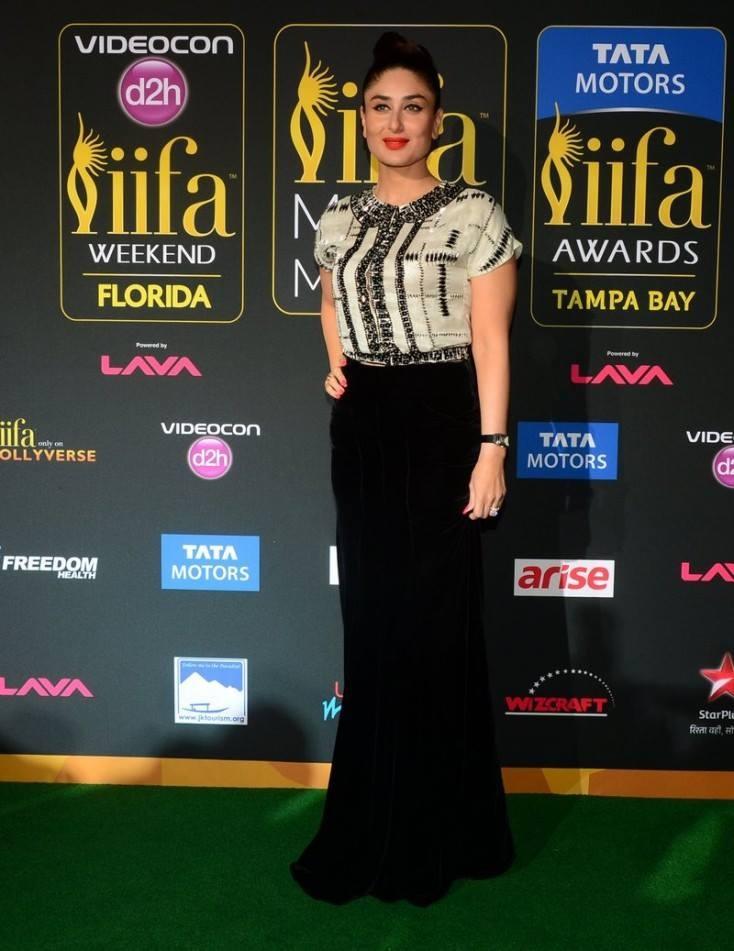 Kareena Kapoor in Giorgio Armani
