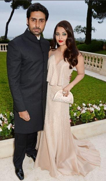 Aishwarya Rai in Armani Prive & Chopard