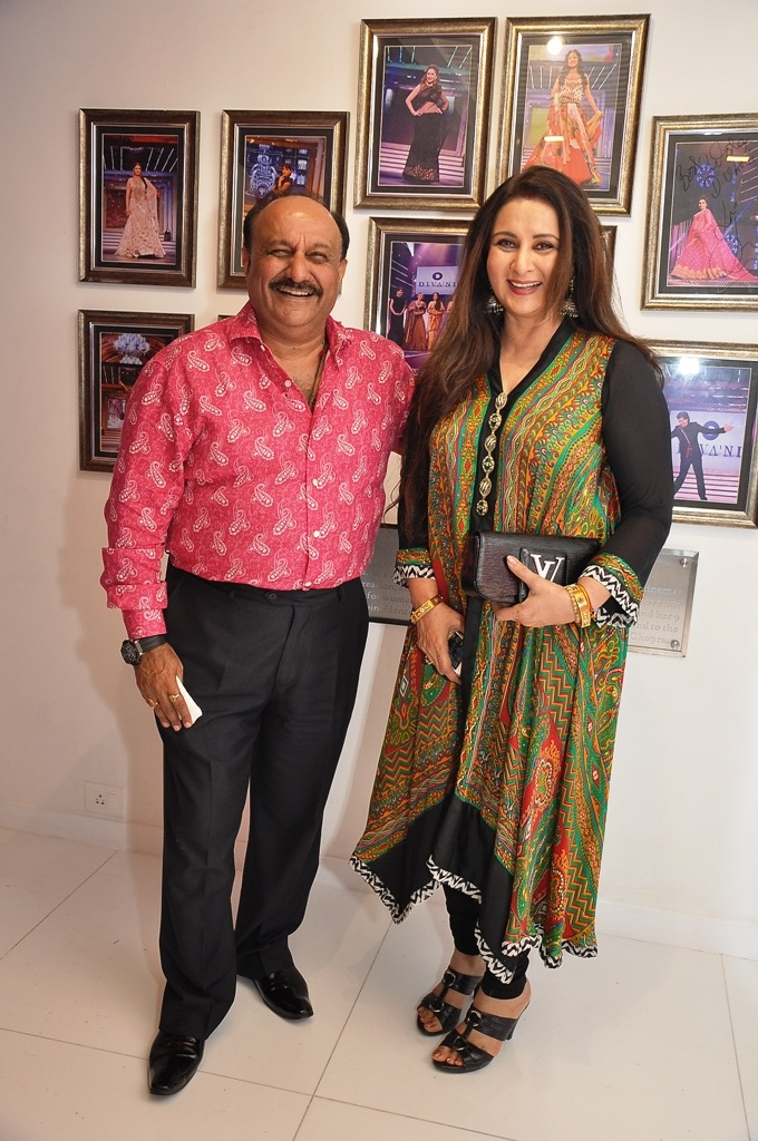 Mr. Surinder Dhir and Ms. Poonam Dhillion