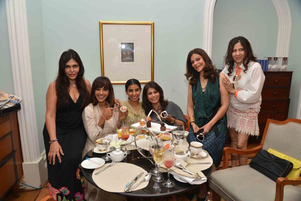Nisha Jamwal, Manasi Scott, Ekta Rajani, Deepika Gehani, Rakhee Lalvani, Priyanka Thakur