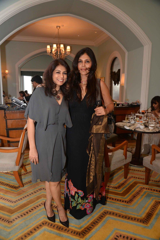 Deepika Gehani & Nisha Jamwal