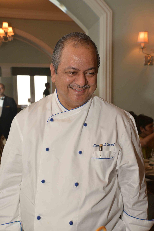 Chef Hemant Oberoi