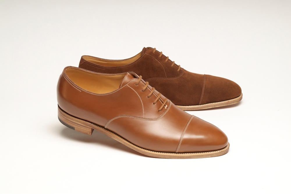 john lobb City II-noisette oxford.jpg