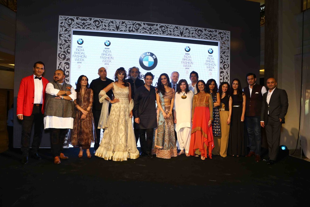 Marc Robinson, JJ Valaya, Tarun Tahiliani, Mansi Scott, Muzaffar Ali, Suneet Varma, Shraddha Kapoor, Philipp von Lahr, Ashima Leena, Gauri & Nainika, Jyotsna Tiwari, Raghavendra Rathore and Vijay Singh
