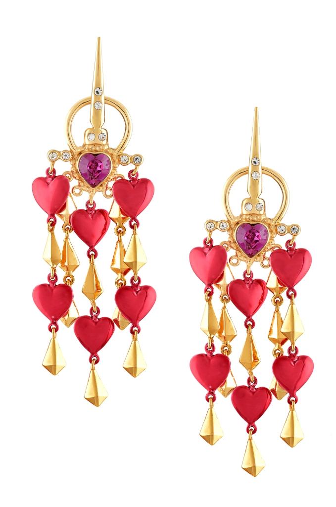 Castor Earrings