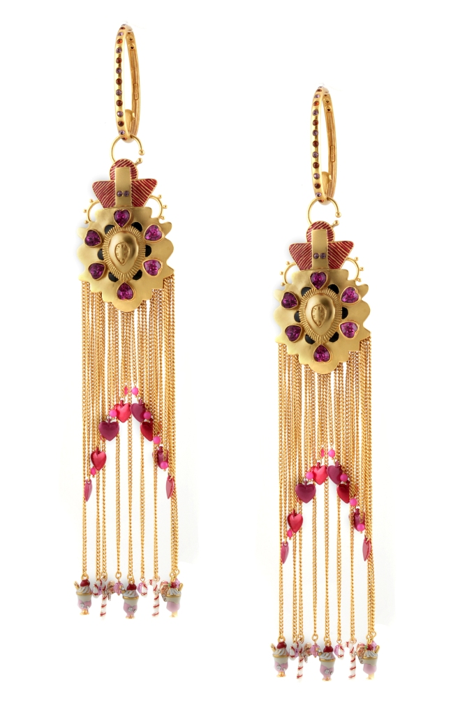 Enta Earrings