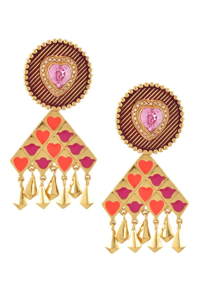 Tribus Earrings