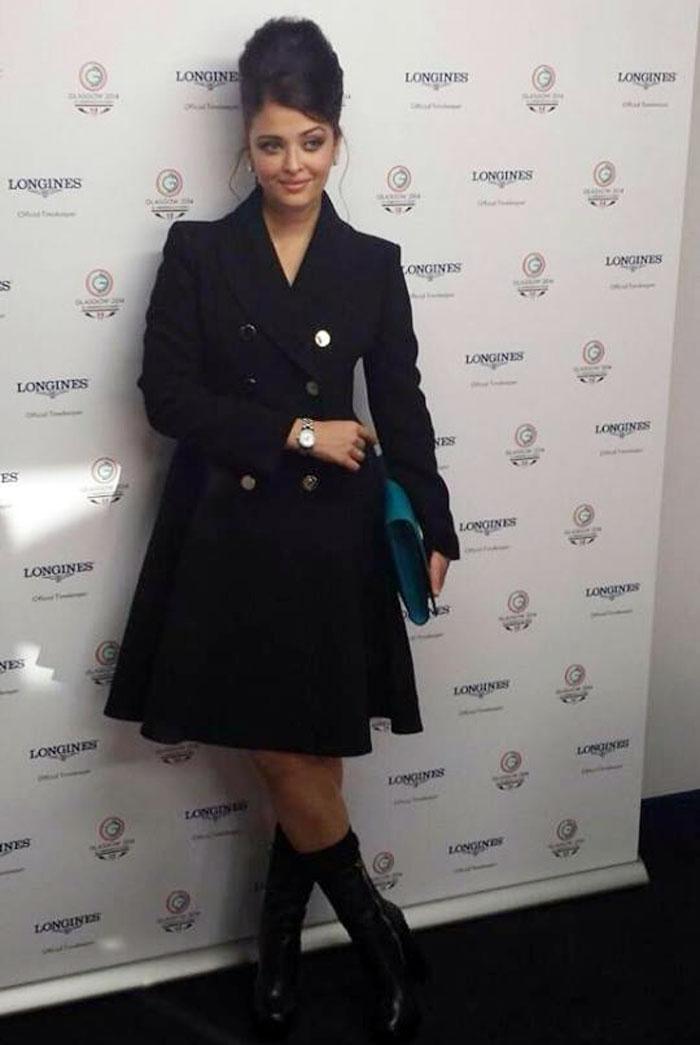 Aishwarya Rai in Gucci