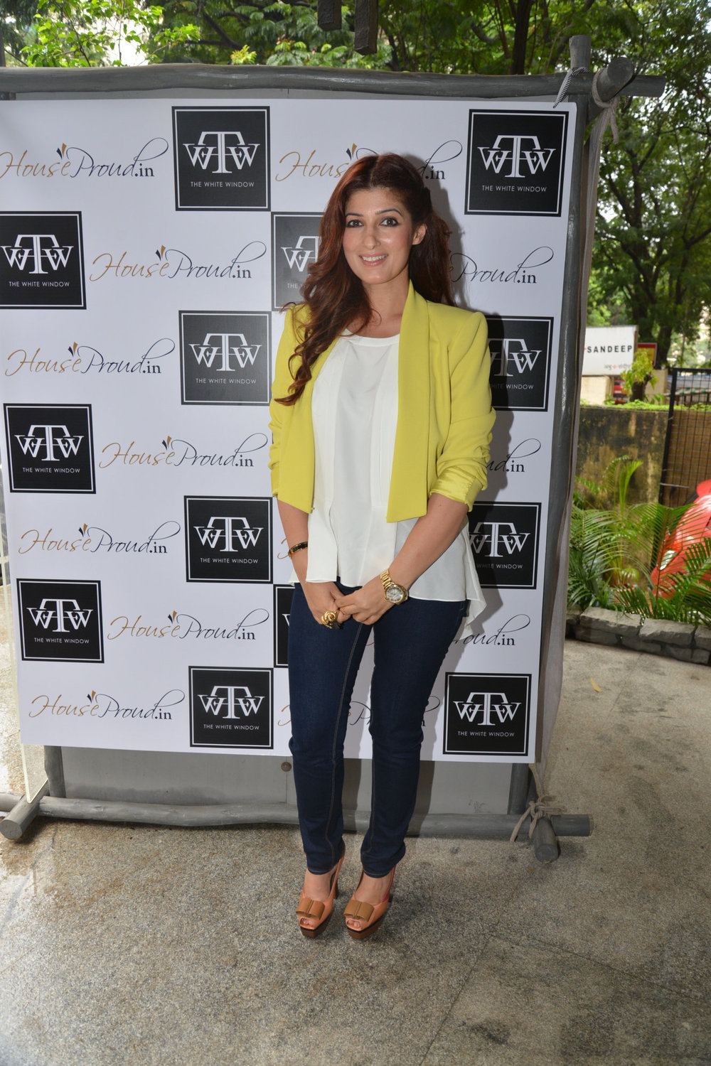 Twinkle Khanna at The White Window Event