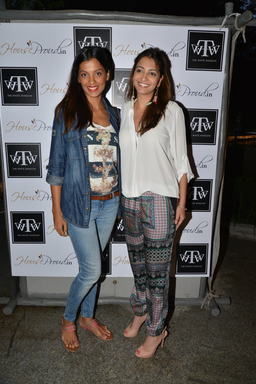 Mugdha Godse and Anjori Alagh