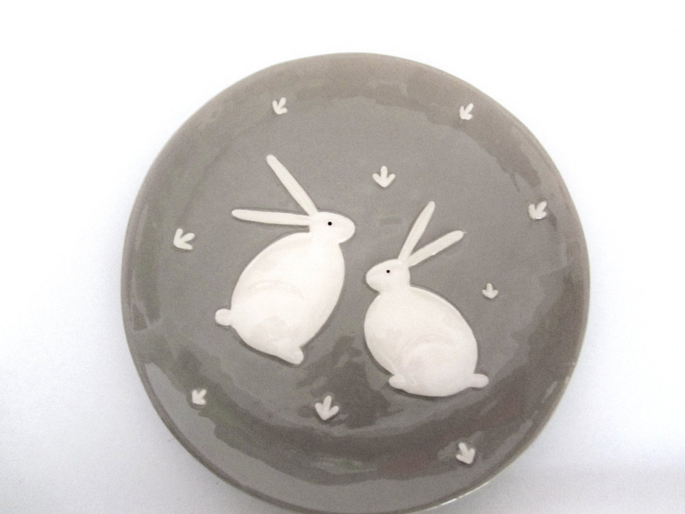 Bunny Hop Plate