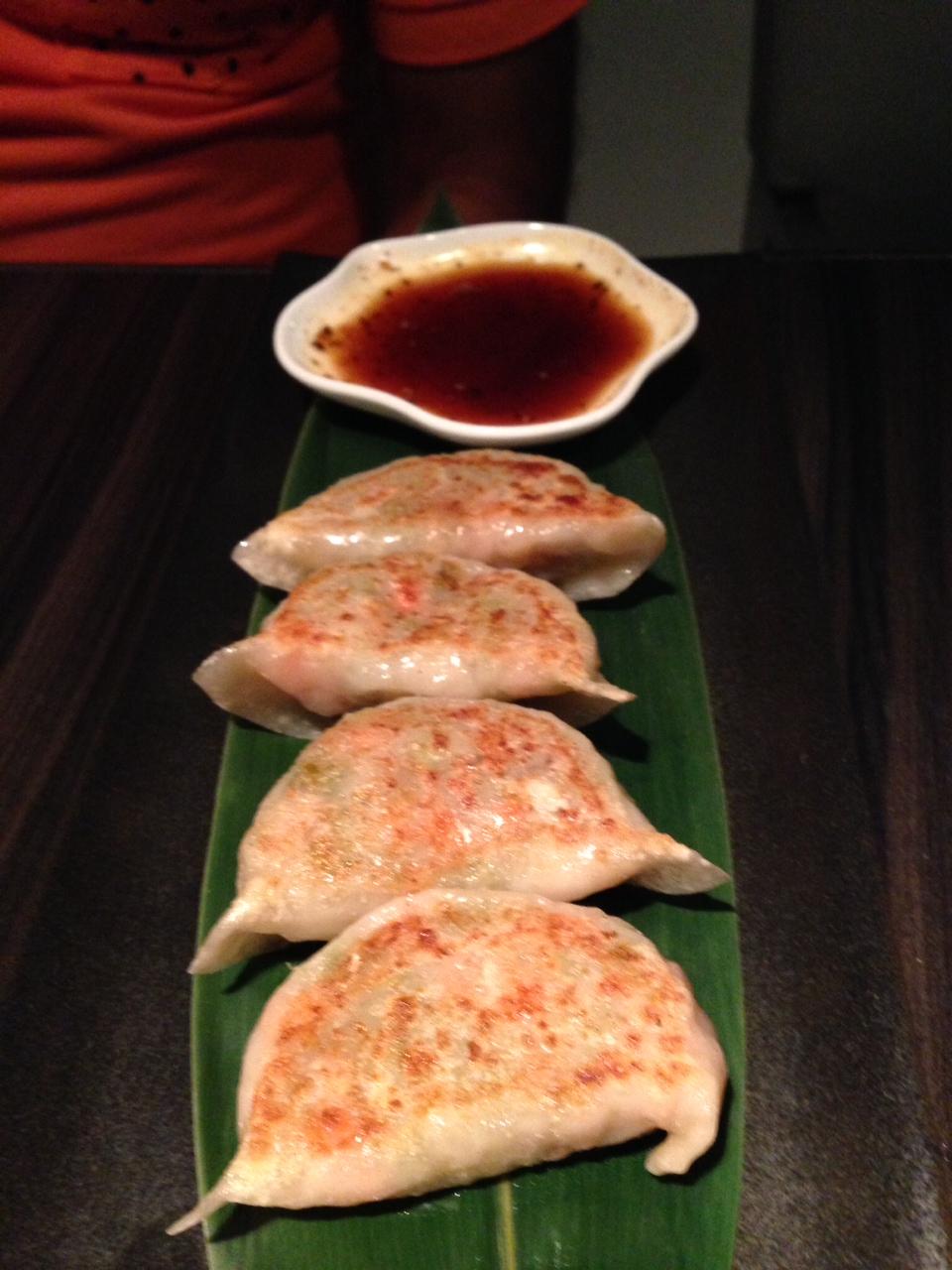 Vegetable Shanghai Dumpling