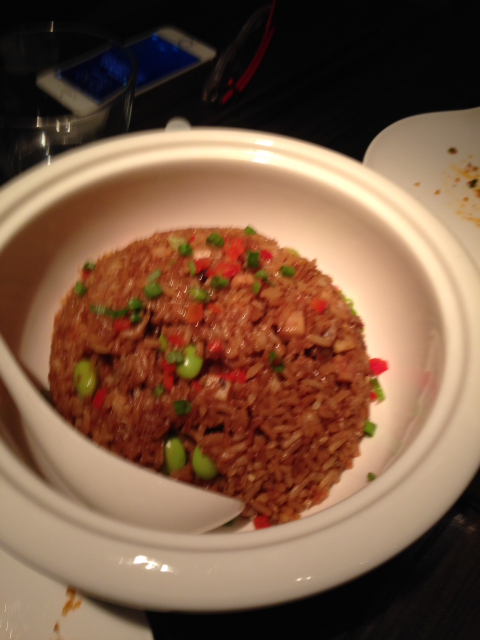 Spicy Vegetarian Fried Rice
