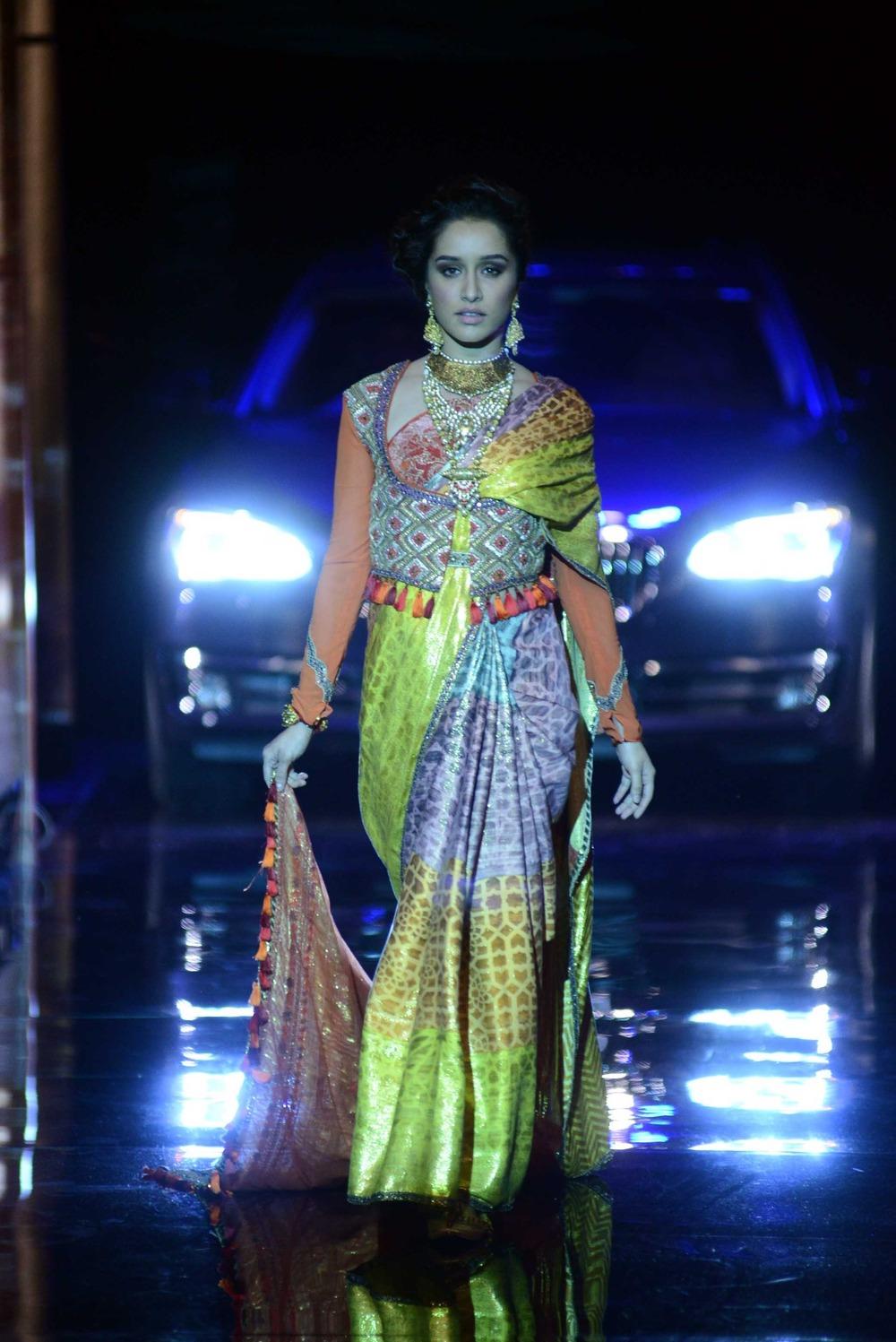 Shraddha Kapoor for JJ Valaya