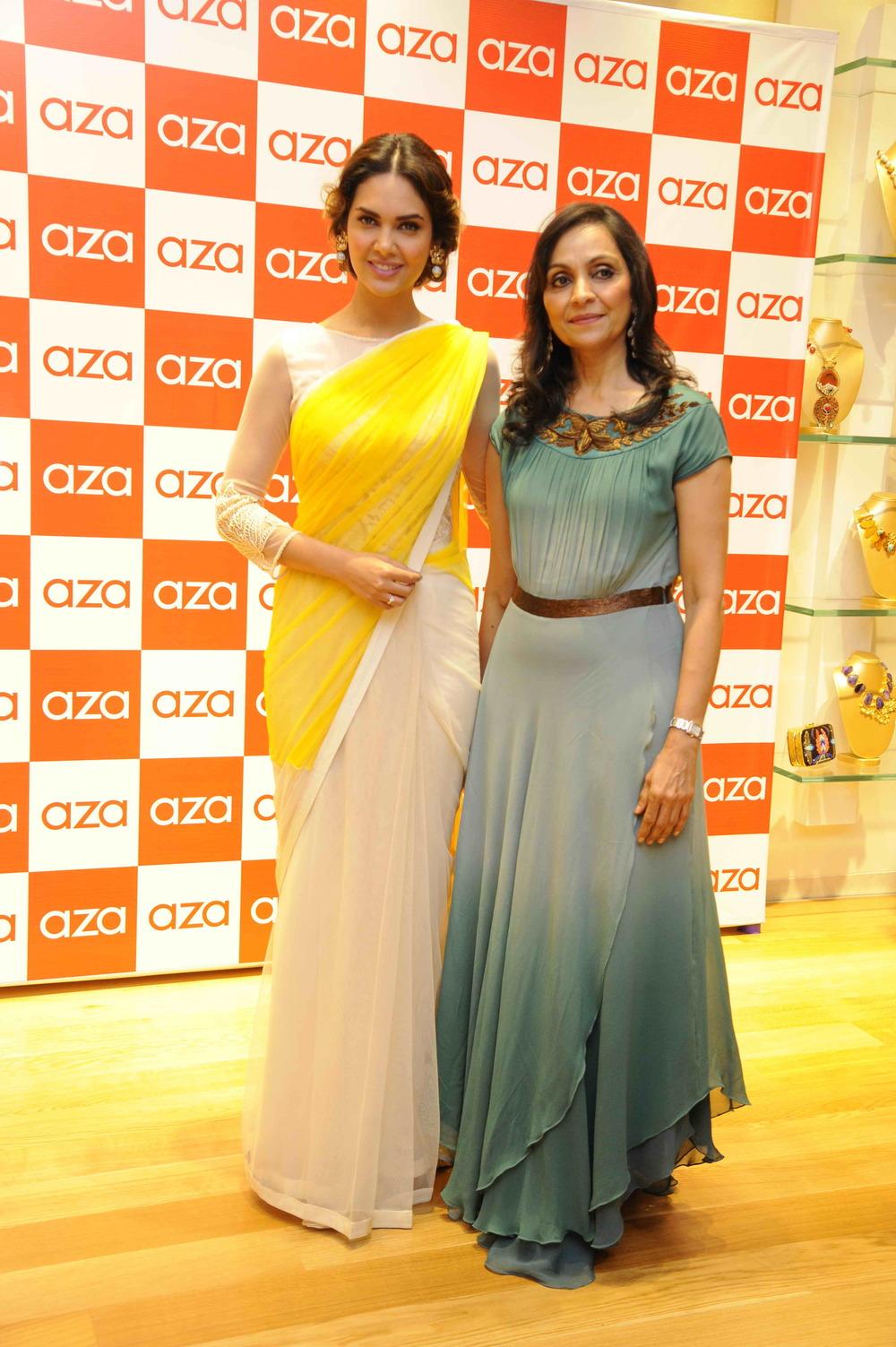 Esha Gupta & Alka Nishar