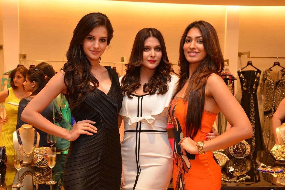 Femina Miss India- Koyal Rana, Ankita Shore & Jhataleka Malhotra