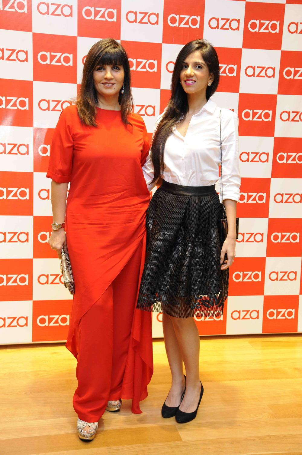 Neeta & Nishka Lulla