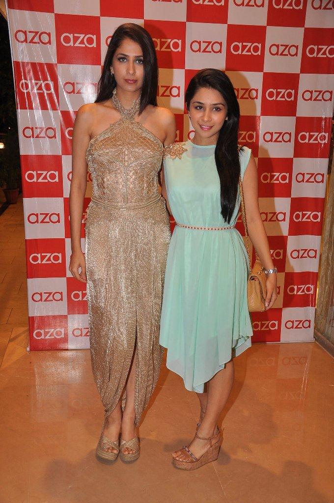 Sonaakshi Raaj with Malvika Raaj