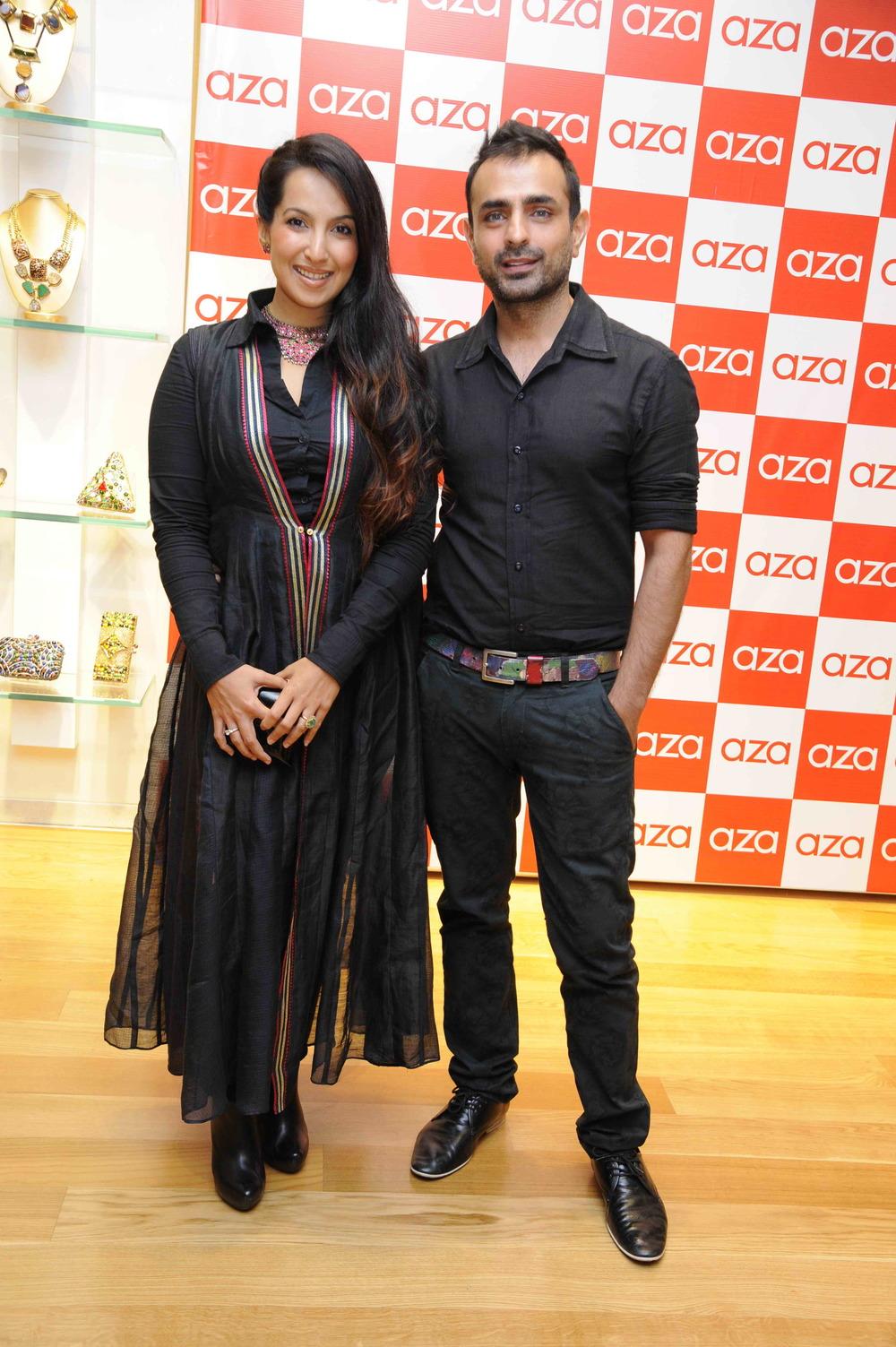 Shradha Nigam & Mayank Anand