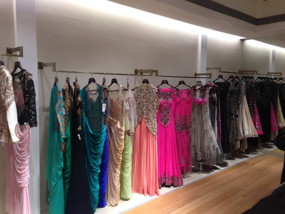 Women's Section at Aza