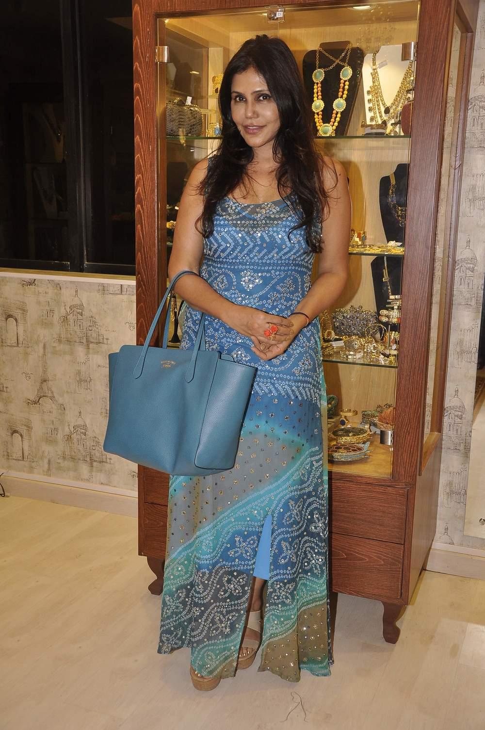 Nisha Jamwval at Bansri Mehta preview